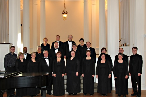 HCCS in Marquand Chapel