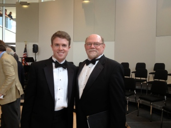 With Patrick Gardner